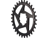 Image 2 for Wolf Tooth Components Direct Mount BB30 Drop-Stop Chainring (Black) (0mm Offset) (32T)