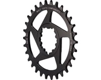 Image 2 for Wolf Tooth Components Direct Mount BB30 Drop-Stop Chainring (Black) (0mm Offset) (34T)