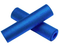 Image 2 for Wolf Tooth Components Fat Paw Grips (Blue)