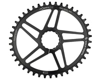Image 2 for Wolf Tooth Components PowerTrac Drop-Stop Easton Direct Mount Chainring (Black) (Cinch) (42T)