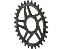 Wolf Tooth Components PowerTrac Drop-Stop Oval Chainring (Black) (30T) | relatedproducts