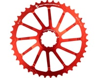 Wolf Tooth Components 40T GC Cog (Red) (For Shimano 11-36 10-speed Cassettes)