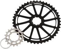 Wolf Tooth Components Silver GC45 w/ 18T & Spacer | relatedproducts