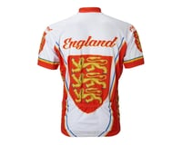 Image 1 for World Jerseys England Short Sleeve Jersey (Red/White)