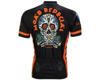 World Jerseys Moab Brewery Especial Short Sleeve Jersey (Black/Orange)