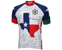 Image 2 for World Jerseys Texas Short Sleeve Jersey (Red/White/Blue)