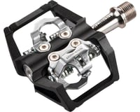 "Xpedo Baldwin Pedals - Dual Sided Clipless with Platform, Aluminum, 9/16"", Black"