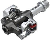 "Xpedo M-Force 4 Pedals - Dual Sided Clipless, Aluminum, 9/16"", Black/Silver"