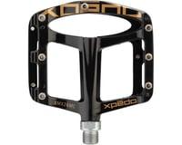 "Image 2 for Xpedo Spry Pedals - Platform, Magnesium , 9/16"", Black"