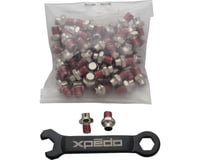 Xpedo 50 piece Straight Pin Kit