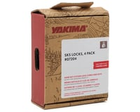 Image 2 for Yakima SKS Lock Core With Key (4-Pack)