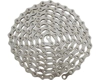 Ybn Ti-Nitride Silver 12-speed Chain, 126 Links, 5.25mm Wide with One Reusable Q