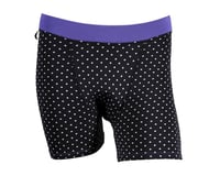 Image 3 for ZOIC Clothing Zoic Women's Essential Prints Liner Shorts (Black/White)