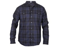 ZOIC Clothing ZOIC Fall Line Flannel (Blue Plaid) | relatedproducts