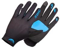 ZOIC Clothing Ether Gloves (Black/Azure)