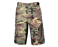 Image 2 for ZOIC Clothing Zoic Ether Camo Shorts w/ Liner (Camouflage) (Xxlarge)
