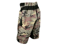 Image 3 for ZOIC Clothing Zoic Ether Camo Shorts w/ Liner (Camouflage) (Xxlarge)