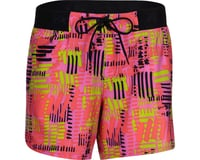 "Zoot 5"" Women's Board Shorts (Surf Graffiti)"