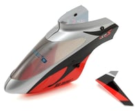 Blade mSR S Complete Canopy w/Vertical Fin