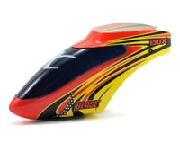 Blade 130 X Canopy (Red/Yellow) (130 X)