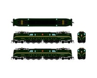 HO GG1 w DCC & Paragon 3 PRR #4825 | relatedproducts