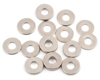 "Team Brood B-Mag .35mm/.5mm/1mm/2mm Magnesium ""E"" Washer Set (14) (HB Racing TCX)"