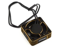 Team Brood Kaze Aluminum HV High Speed Cooling Fan (Yellow)
