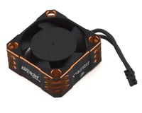 Team Brood Ventus S Aluminum 25mm Cooling Fan (Orange)
