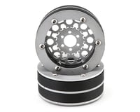 "CBE RC Fab ""Gear"" 2.2 Beadlock Crawler Wheel (2)"