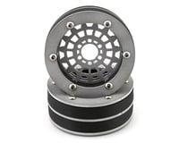 "CBE RC Fab ""Web"" 2.2 Beadlock Crawler Wheel (2)"