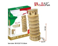 Cubic Fun CubicFun C706H Leaning Towers of Pisa Puzzle