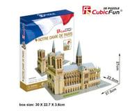 Cubic Fun Notre Dame De Paris 3D Puzzle