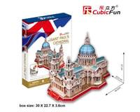 Cubic Fun CubicFun MC117H St. Paul's Cathedral Puzzle