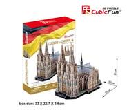 "Cubic Fun CubicFun 3D Puzzle MC-Series ""The Cologne Cathedral - Cologne"""