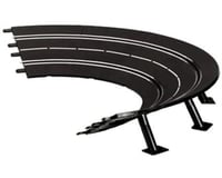 Carrera Country Toys 1/24 High Banked Curve 1/30 D