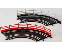 Carrera Go!!! Guardrail Fence 10Pc
