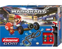 Carrera GO!!! 62492 Mario Kart Electric Slot Car Racing Track Set 1:43 Scale