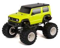 CEN 2019 Suzuki Jimny Q-Series 1/12 Solid Axle RTR Monster Truck (Yellow)