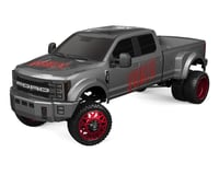 CEN Ford F450 SD 1/10 RTR Custom Dually Truck (Grey Titanium)