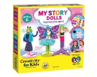 Creativity For Kids 6165000 My Story Dolls - Create 6 Wooden Clothespin Dolls