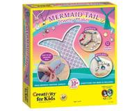 Creativity For Kids 6172000 Mermaid Tail Jewelry Maker - Create 10+ Jewelry Pieces