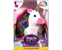 Creativity For Kids Sequin Pets Sparkles The Unico