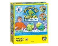 Creativity For Kids Dragon Egg Surprise Bath Fizzi