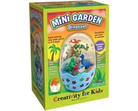 Creativity for Kids (6244000) Mini Garden Kit – Dinosaur Egg Terrarium