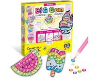 Creativity For Kids (6245000) Big Gem Diamond Painting Kit - Sweets