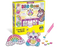 Creativity For Kids (6246000) Big Gem Diamond Painting Kit - Magical