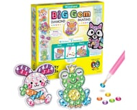 Creativity For Kids (6247000) Big Gem Diamond Painting Kit - Woodland