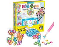 Creativity For Kids (6248000) Big Gem Diamond Painting Kit - Sea Friends