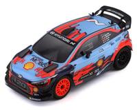 Carisma GT24 1/24 Scale Micro 4WD Brushless RTR, Hyundai i20 WRC