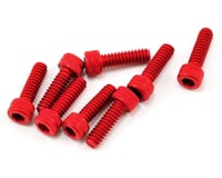 "CRC Gen-X 10 4-40x3/8"" Aluminum Cap Head Screw (8)"